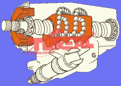 tureal reparatie reconditionare caseta directie sector